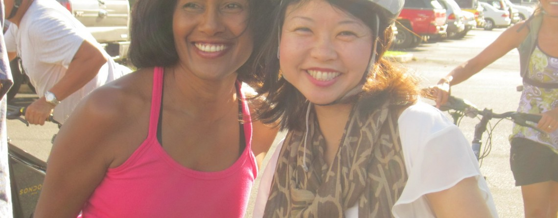 June 10 Women's Pau Hana Bike Ride and Social Event